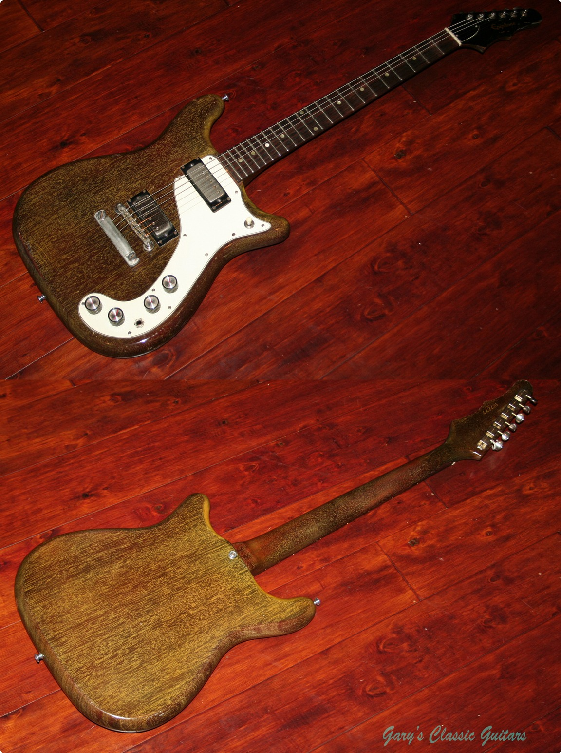 epiphone wilshire epe0231 1964 guitar for sale garys classic guitars. Black Bedroom Furniture Sets. Home Design Ideas
