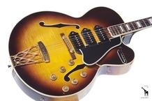 Gibson ES 5 Switchmaster 1956 3 Tone Sunburst