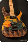 Ibanez RG Art 1 1997 High Gloss Etched Artwork