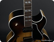 Gibson Custom ES 175 Reissue 2008 Vintage Sunburst
