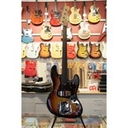 Fender Jazz Bass 3 tone Sunburst