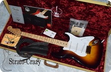 Fender Custom Shop 60th Anniversary 54 Stratocaster N.O.S. 2014 Sunburst