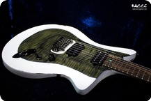Bacce Onyx Slim Ugly Duckily 2015 Relic Vintage White