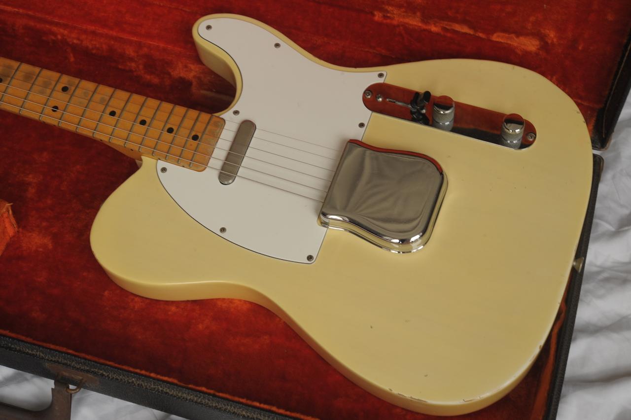 fender telecaster 1964 blonde guitar for sale atoyboy guitars. Black Bedroom Furniture Sets. Home Design Ideas