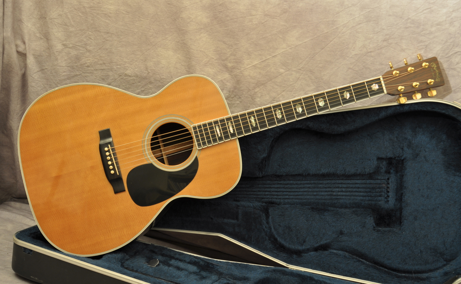 Martin J40 M 1990 Spruce Guitar For Sale Andy Baxter Bass