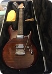 Ernie Ball Music Man Luke III BFR 2016 Hazel Burst