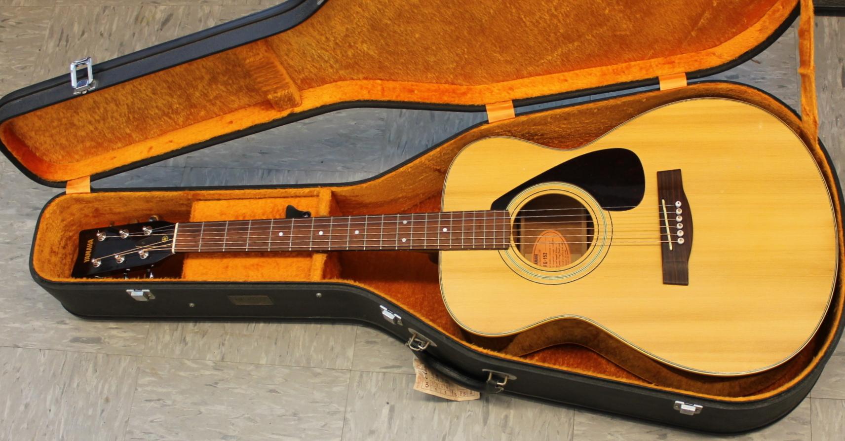 Yamaha Fg Guitar For Sale