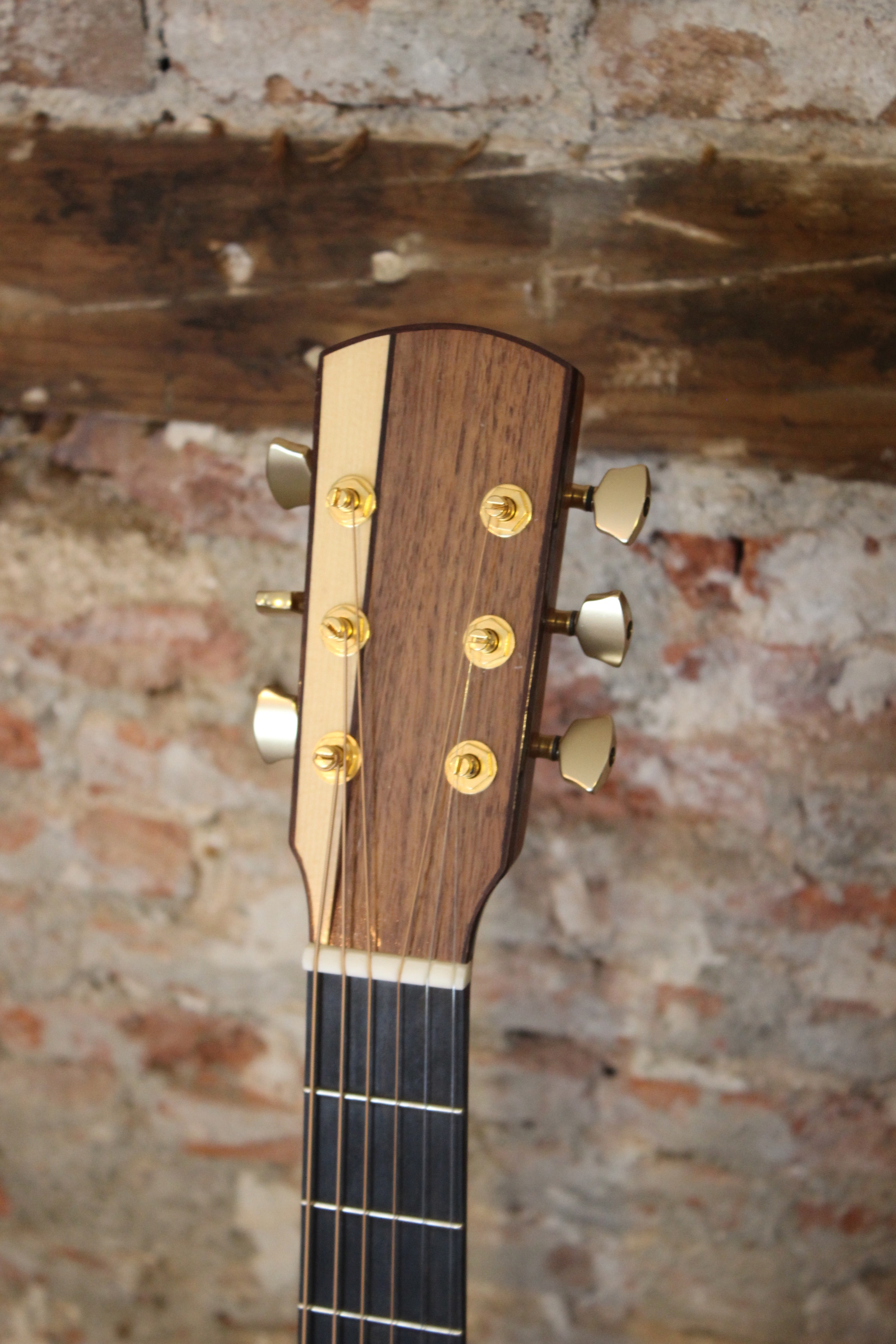 Luthier madrid memphis 4 2015 natural guitar for sale for Luthier madrid