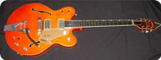Gibson Gretsch 6120 1967 Orange Stain