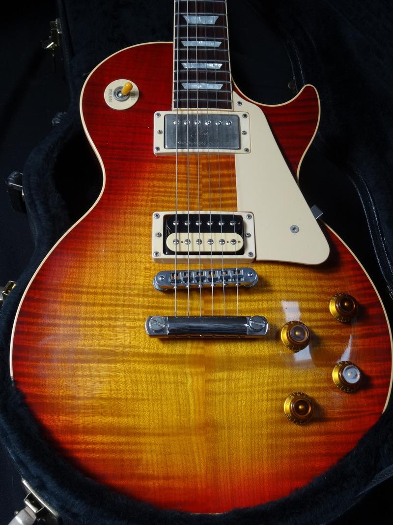 gibson gibson les paul standard 1987 sunburst guitar for sale rjv guitars. Black Bedroom Furniture Sets. Home Design Ideas