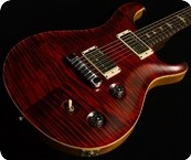 PRS Paul Reed Smith Modern Eagle II 5909 Stop Red Tiger 2015 Red Tiger