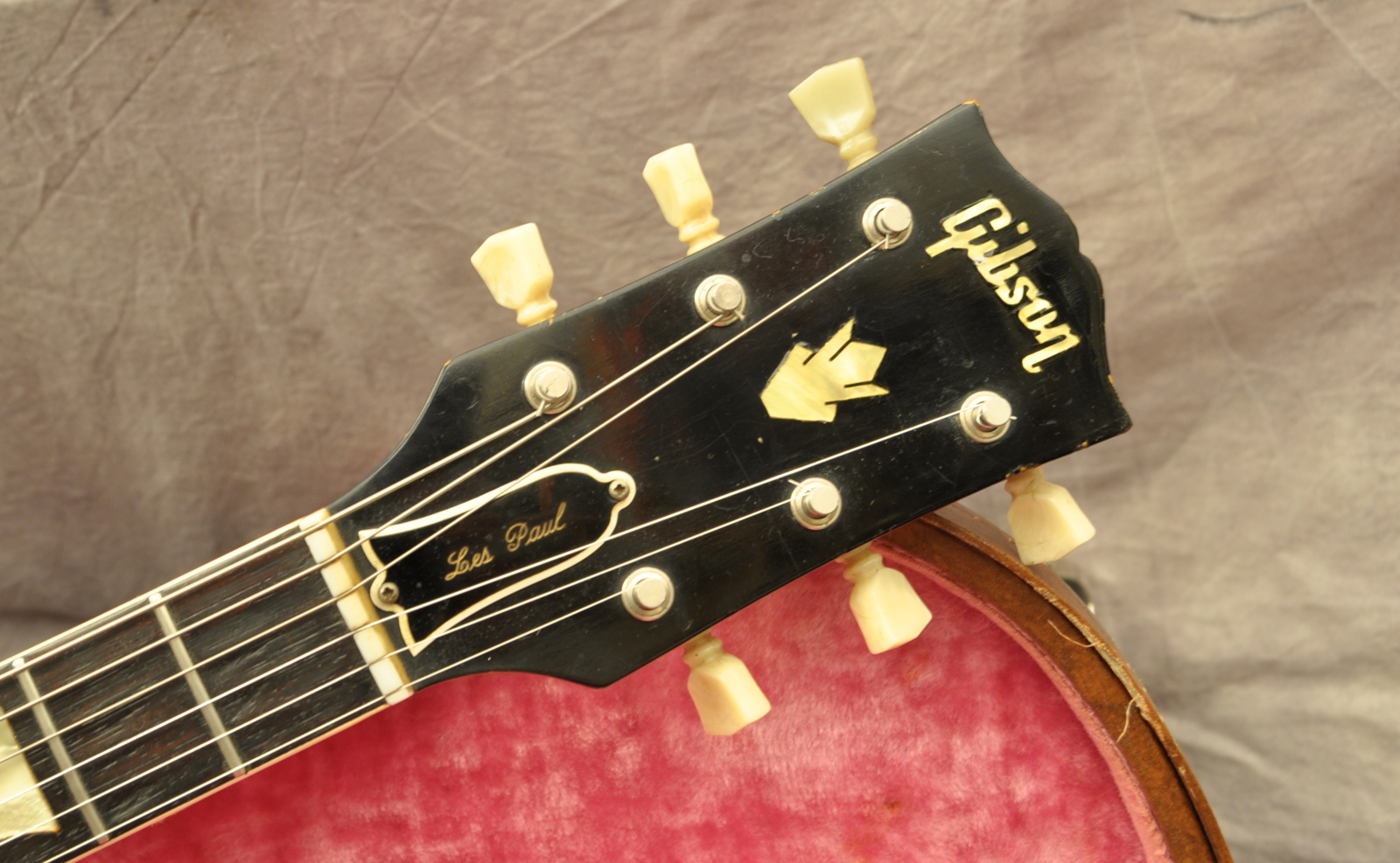 Gibson les paul cherry red