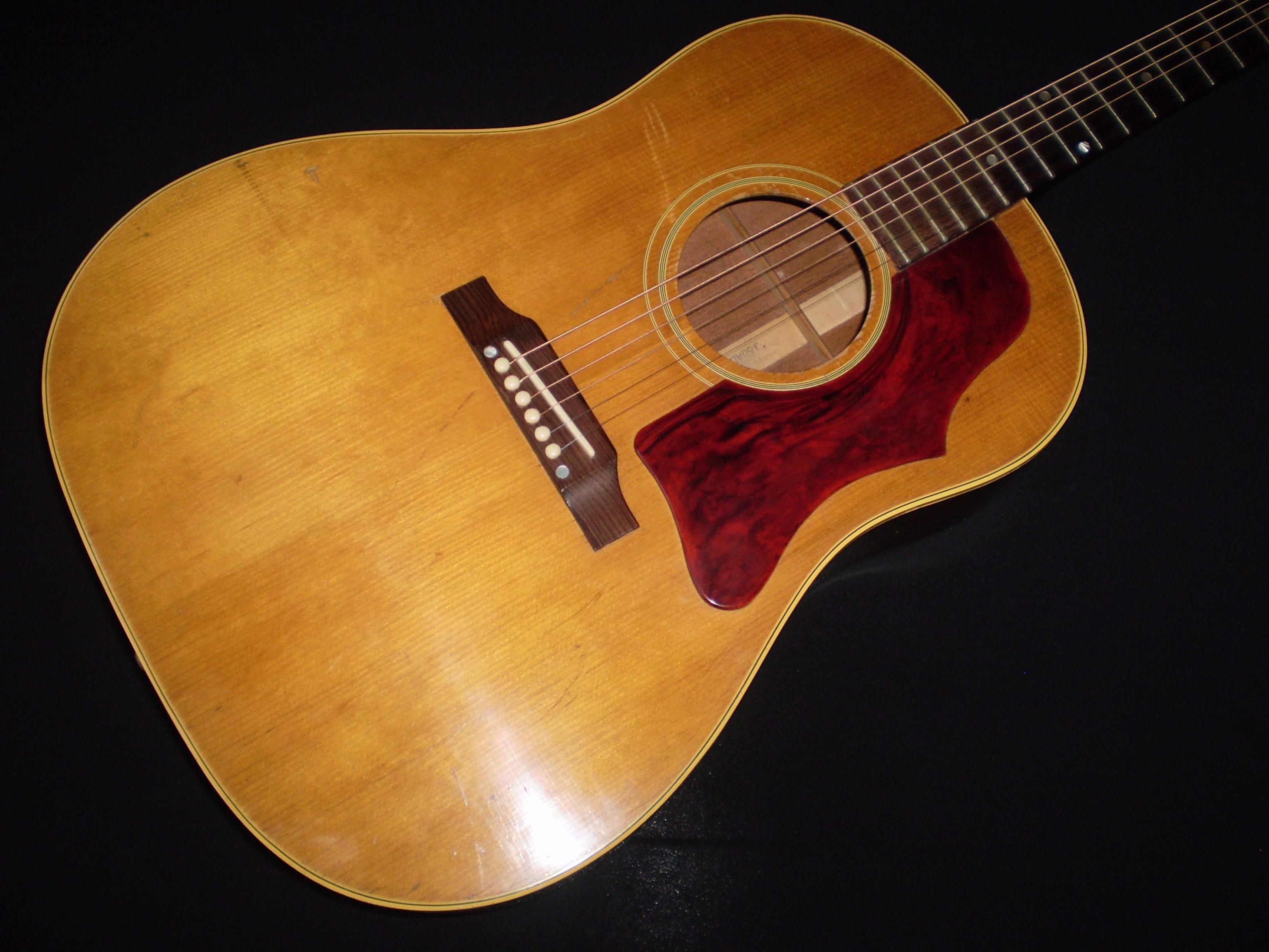 gibson j50 1966 natural guitar for sale glenns guitars. Black Bedroom Furniture Sets. Home Design Ideas