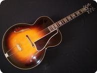 Gibson L7 1936 Sunburst