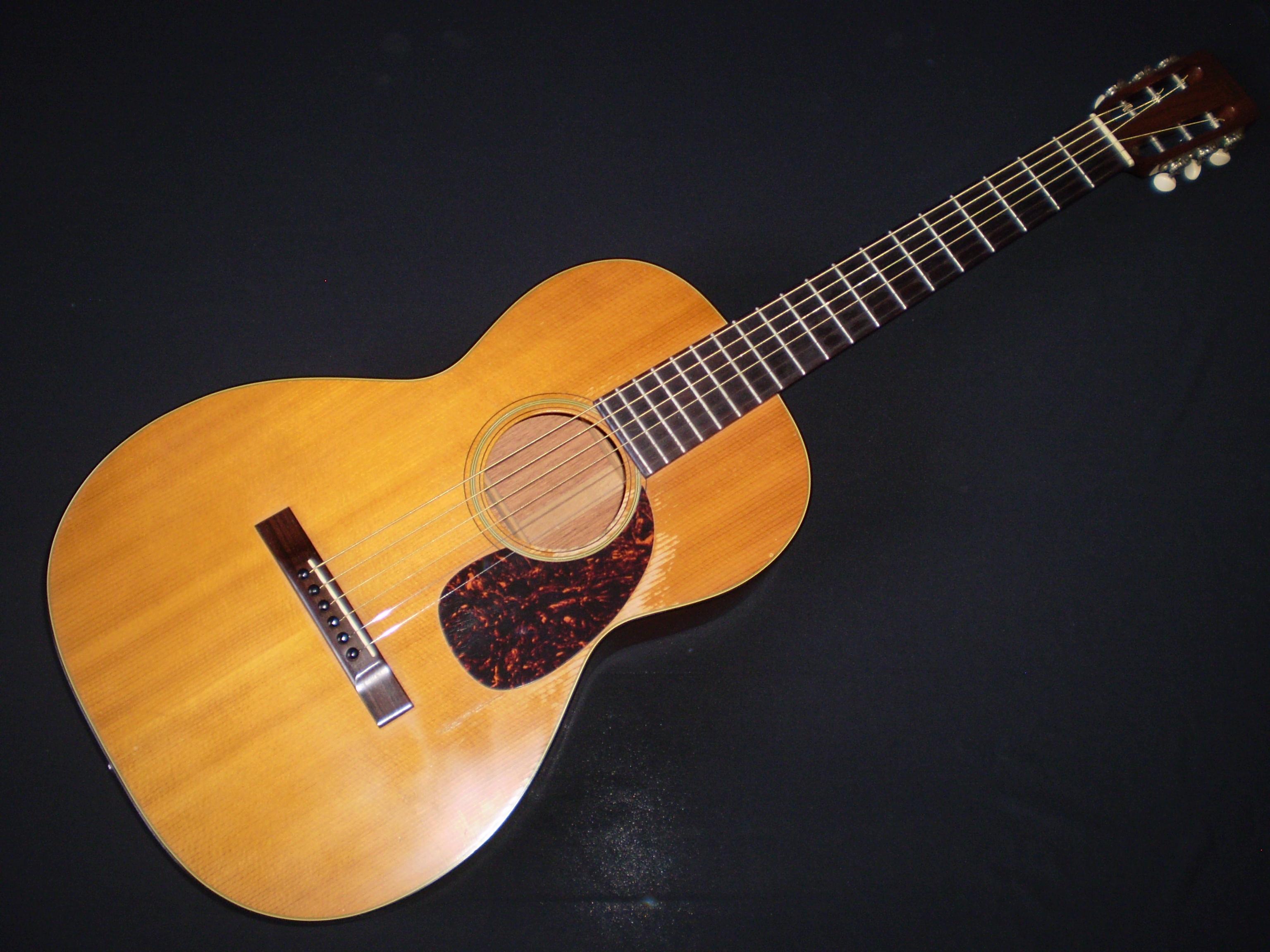 martin 016ny 1970 natural guitar for sale glenns guitars. Black Bedroom Furniture Sets. Home Design Ideas