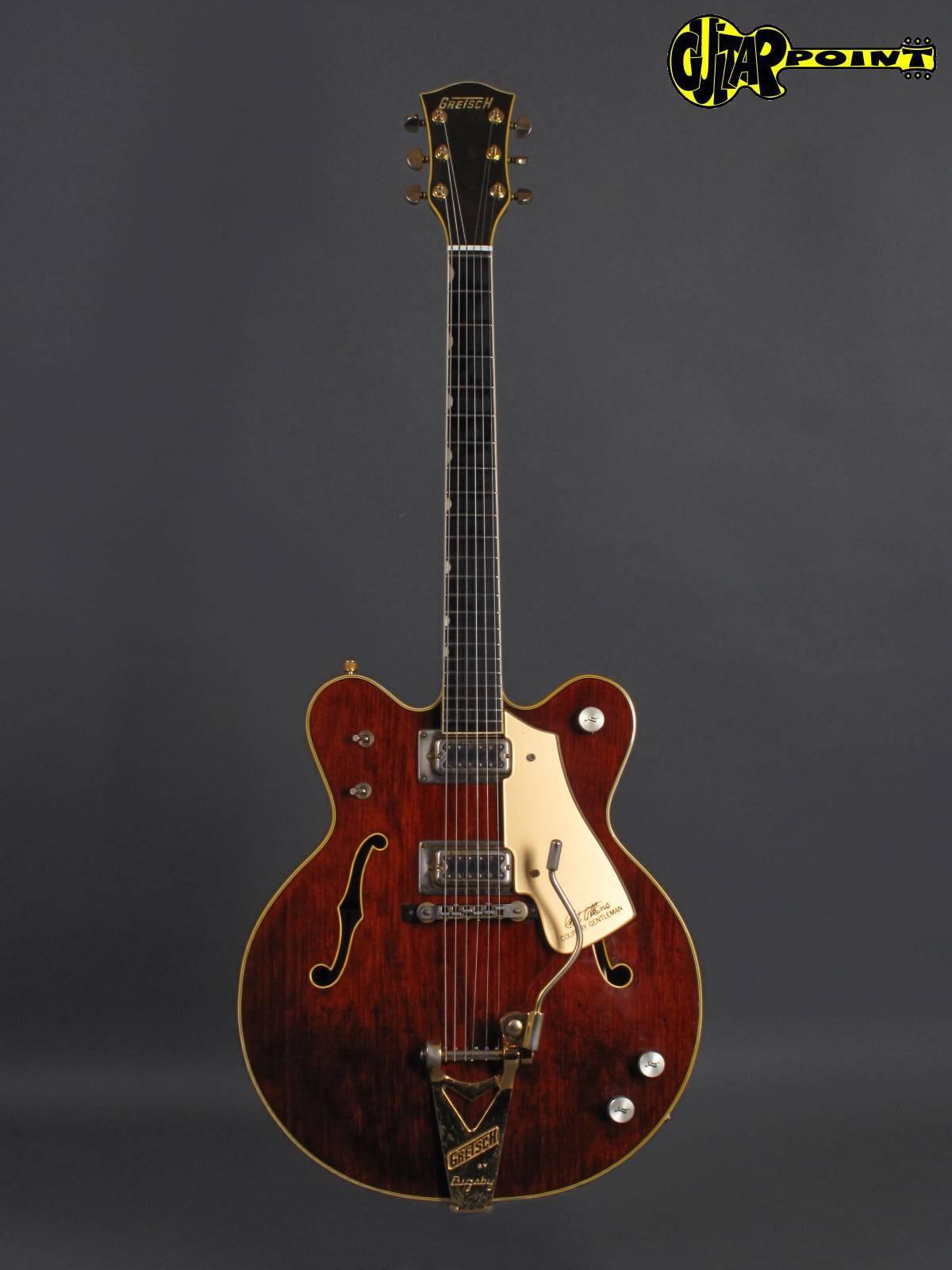 Vintage Gretsch Guitars 1964 Country Gentleman OHSC
