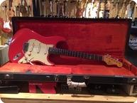 Fender Strat 1964 Fiesta Red