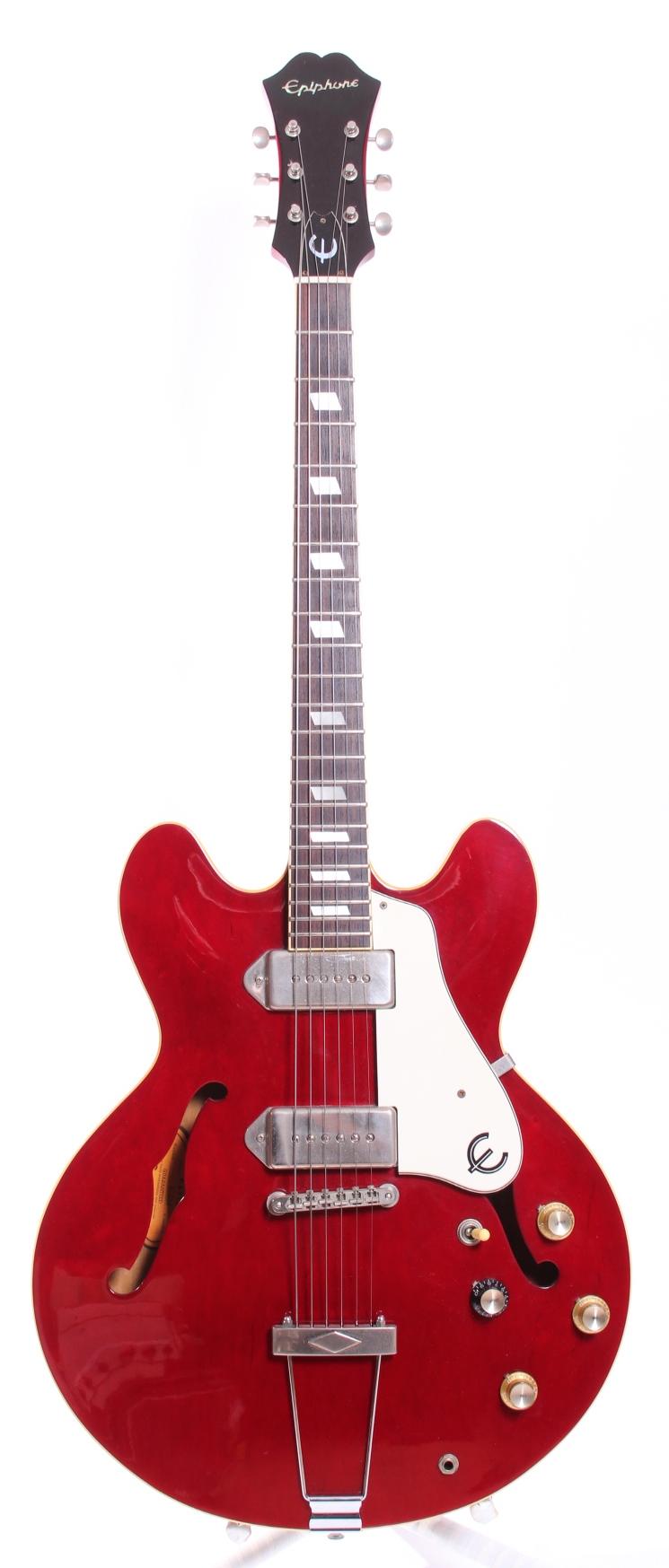 epiphone japan casino 1990 guitar for sale yeahman 39 s guitars. Black Bedroom Furniture Sets. Home Design Ideas