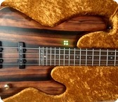 Sandberg Panther J J 25th Anniversary Custom 2011 Redwood Cocobolo