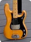 Fender Precision Bass 1974 Natural