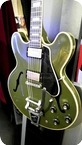 Gibson ES355 VOS Bigsby 2015 2015 Beautiful Olive Green