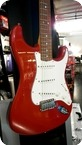 Fender NOS Custom Shop 1965 Stratocaster 2015 Red