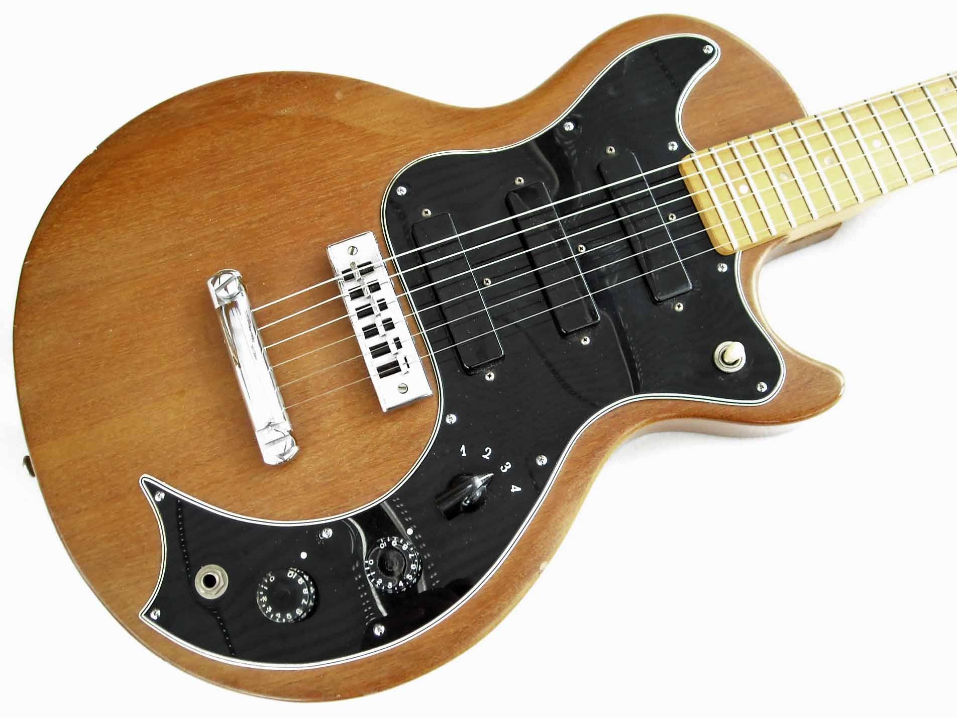 gibson s 1 1978 natural guitar for sale wutzdog guitars. Black Bedroom Furniture Sets. Home Design Ideas