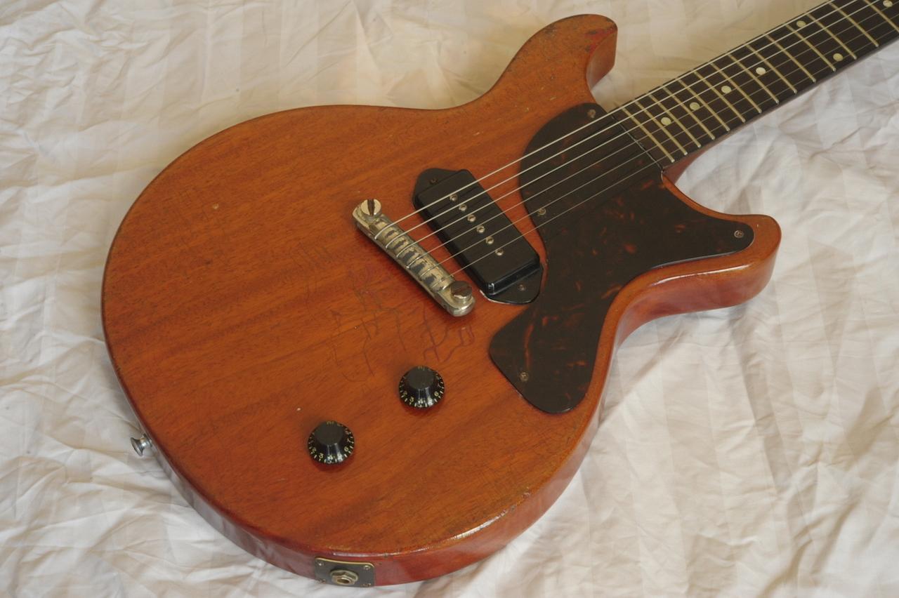 gibson les paul junior 1959 cherry guitar for sale atoyboy guitars. Black Bedroom Furniture Sets. Home Design Ideas