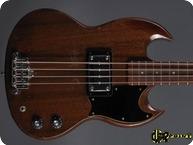 Gibson EB 0 1973 Cherry