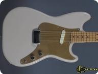 Fender Musicmaster 1959 Dessert Sand