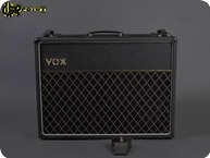Vox AC 30 Top Boost 1979 Black Levant
