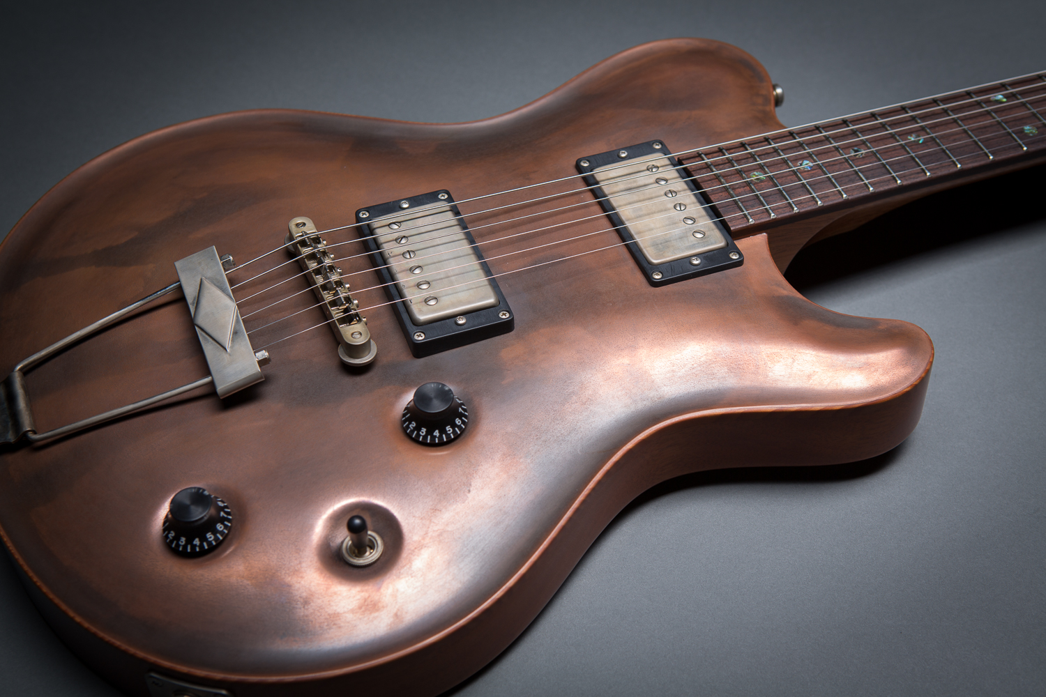 nik huber guitars redwood 2015 copper code. Black Bedroom Furniture Sets. Home Design Ideas