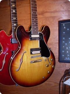gibson es 335 1959 sunburst guitar for sale ok guitars. Black Bedroom Furniture Sets. Home Design Ideas