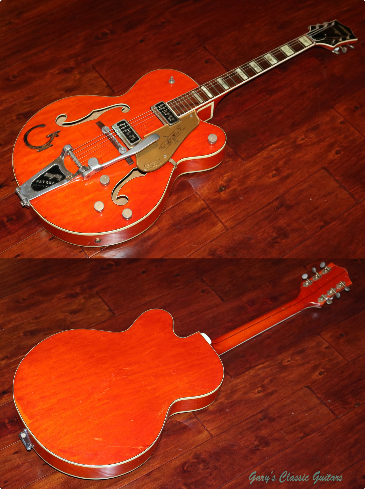 Gretsch 6120 For Sale : gretsch 6120 gre0361 1956 guitar for sale garys classic guitars ~ Hamham.info Haus und Dekorationen
