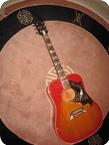 Gibson DOVE 1965 Cherry Sunburst VIBRANT
