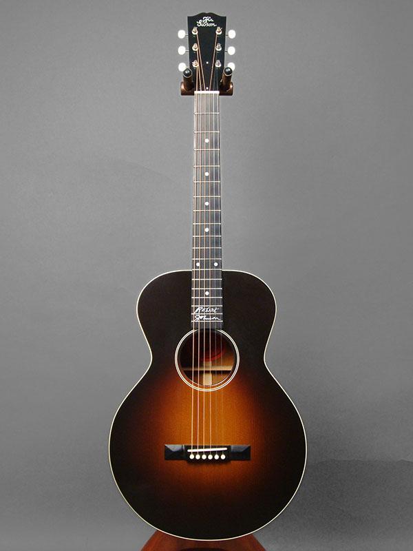 gibson l 1 robert johnson 2011 guitar for sale blue g. Black Bedroom Furniture Sets. Home Design Ideas