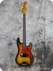 Fender Precision Bass 1966 Sunburst