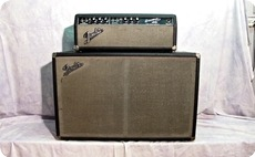 Fender Bassman 1967 Black Tolex