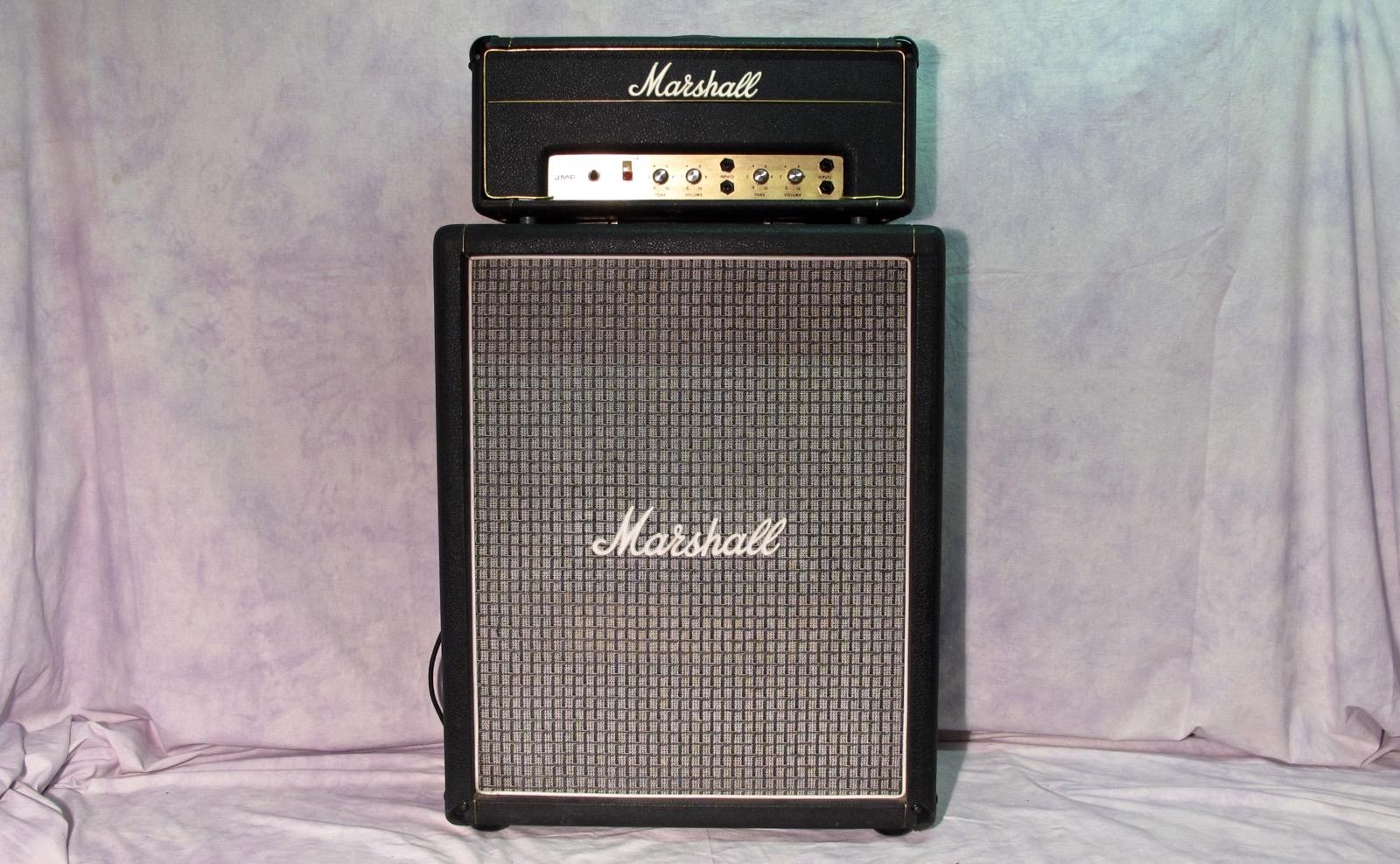marshall 2061 lead bass 1972 black tolex amp for sale andy baxter bass guitars ltd. Black Bedroom Furniture Sets. Home Design Ideas