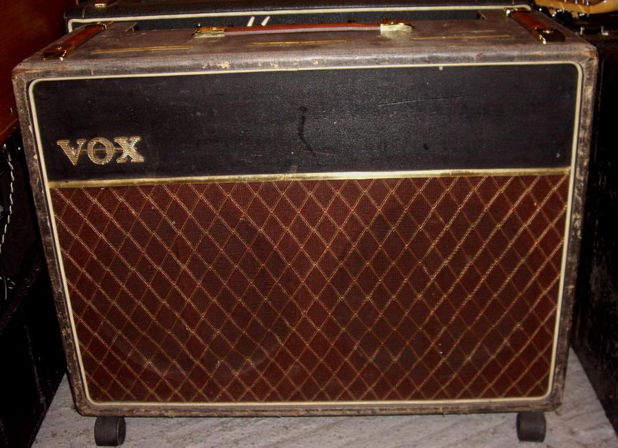 vox-AC30 AC 30-1962