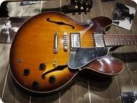 Gibson ES 335 1987 Sunburst