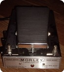 Morley Bigfoot Power Amp 1970 Metal Box