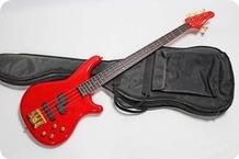 Schaller Rockoon Bass 0000 Trans Red