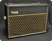Vox AC15 Twin 1963 Black