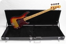 Greco Precision Bass PB 500 1979 Sunburst Finish