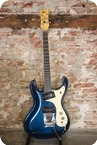 Mosrite The Ventures 1966 Blue