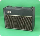 Vox AC 30 1964 Black