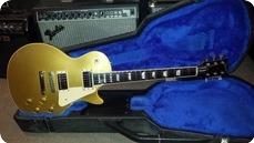 Gibson Les Paul Standard 1981 Goldtop