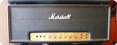 Marshall Super Lead 100 Watts 1973 Black