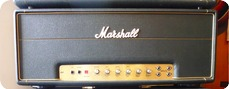 Marshall Super Lead 100 Watts 1973 Black